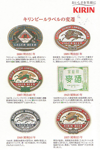 ロゴ キリン ビール
